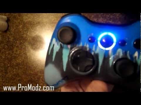 IceMaN's Custom ProModz Controller Review!