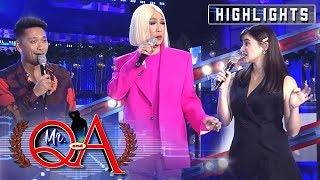 Jhong and Vice make fun of Anne's classy terms | It's Showtime Mr. Q and A