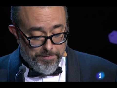 Discurso de Álex de la Iglesia en los Goya 2011