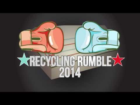 Recycling Rumble 2014 Contest - Introduction