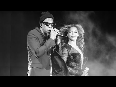 Beyonce and Jay Z Concert PDA - Cheating Drama over?