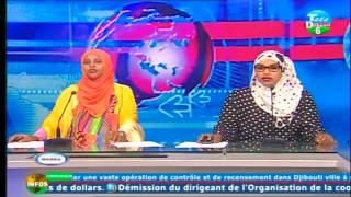AIR DJIBOUTI  OO DUULIMAAD  KA BILAWDAY SOMALILAND