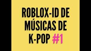Roblox - ID de músicas de K-pop