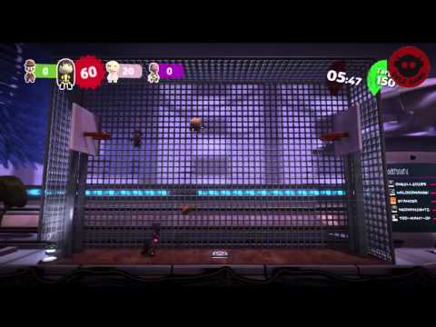 [Live Commentary ] Little Big Planet 2 - Community - Let
