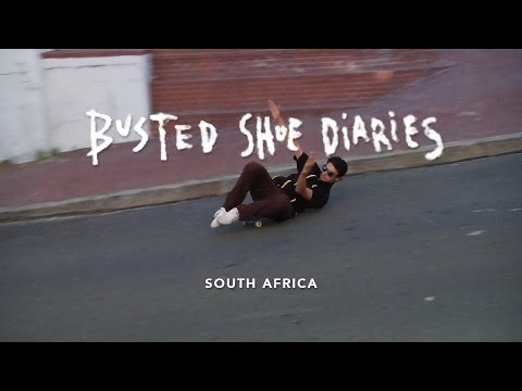 Busted Shoe Diaries: Cape Town, South Africa