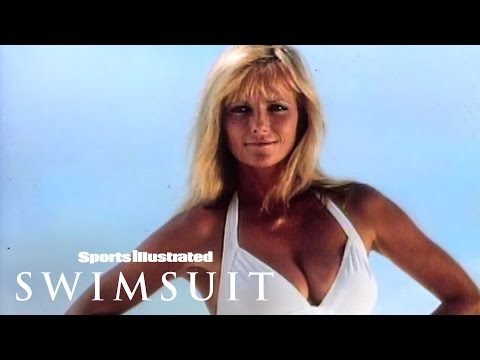 Swim Daily, Throwback Thursday: Cheryl Tiegs 1989