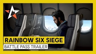 Rainbow Six Siege - BATTLE PASS Trailer | Ubisoft [DE]