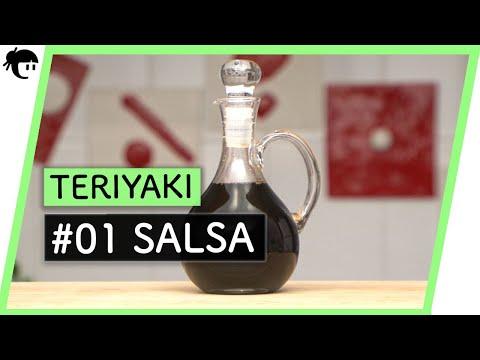 Como preparar Salsa Teriyaki / Recetas de cocina japonesa en español