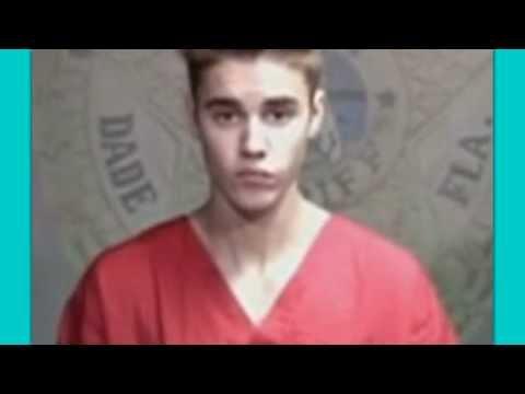 Look!  Justin Biebers Eyes Change In Court Room!