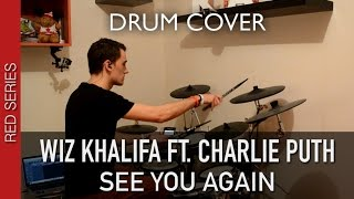 Wiz Khalifa Ft. Charlie Puth - See You Again  Quentin Brodier Drum Cover