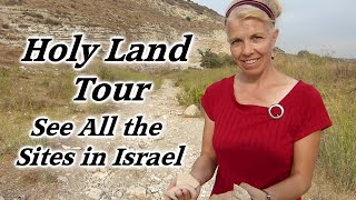 Holy Land Tour of all the Major Sites