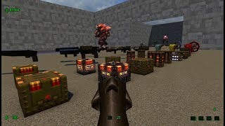Showcase: Serious Sam Fusion - Quake Weapons