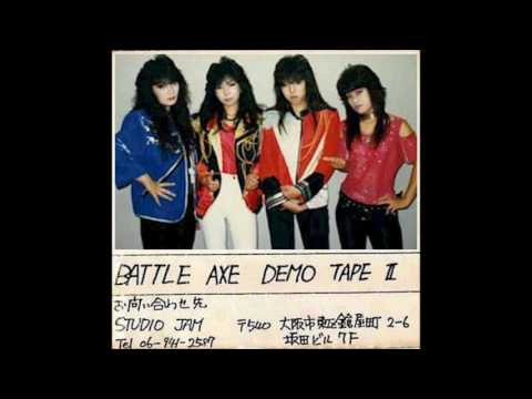 Battle Axe - Fire