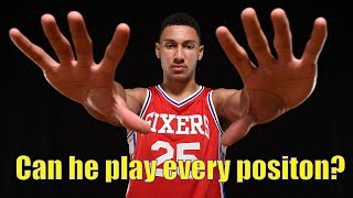 NBA Players That Can Play ALL FIVE Positions!
