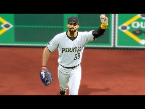 THE GREATEST CATCH YOU WILL EVER SEE! MLB The Show 19 | Road To The Show Gameplay #136