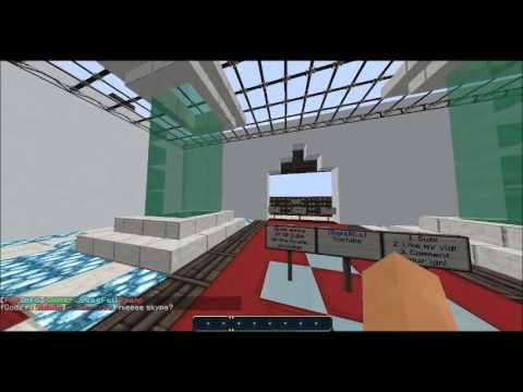 Minecraft Semi-Op server Review