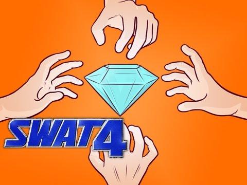 STOPPING DIAMOND THIEVES - SWAT 4
