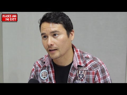Power Rangers Movie (2016) Interview - Johnny Yong Bosch