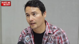 Power Rangers Movie (2017) Interview - Johnny Yong Bosch