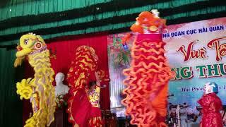 Múa Kì Lân- vui trung thu cục hải quan hải phòng 14/09/2018