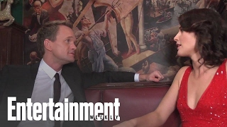 How I Met Your Mother: Neil Patrick Harris And Cobie Smulders On The Proposal