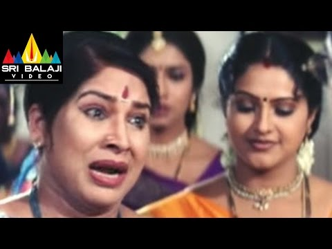 Sandade Sandadi Movie Kovesarala And Raasi Scene - Jagapati Babu, Sivaji, Rajendra Prasad video