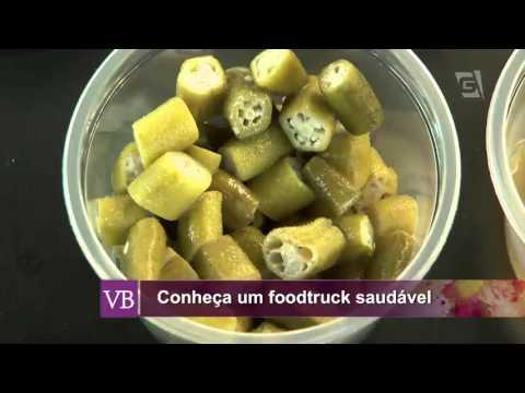 Você Bonita - Dica do Dia: Food Truck Saudável (06/11/15)