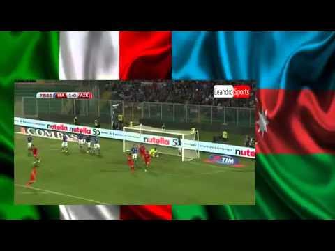 Itálie - Ázerbajdžán --- 10.10.2014 - Kvalifikace na EURO 2016