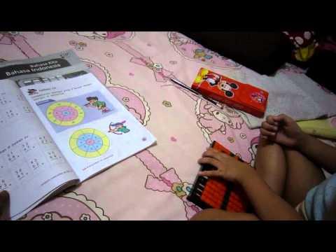 Arfi Belajar Berhitung Sempoa ( Anak 4 Thn ) video