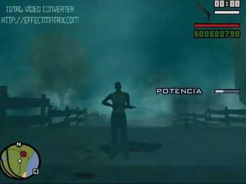 Gta San Andreas: Mistery Mod (scream) Parody 1 video