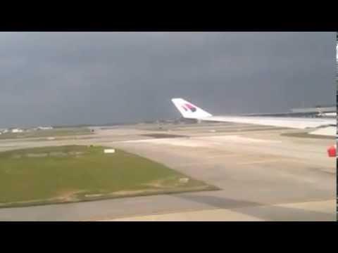MALAYSIA AIRLINES | MH135 KUALA LUMPUR - BRISBANE | A330-300