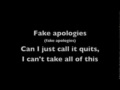 Problematic - Get Scared - Lyrics