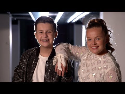 Max & Anne in Minsk | Update #1 | Junior Songfestival