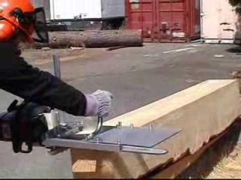 Granberg Alaskan Small Log Chainsaw Mill From