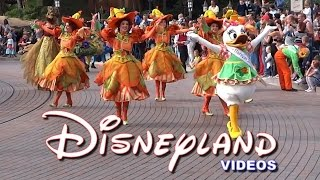Halloween Parade (complete) - Disneyland Paris 2014 HD (ver. 2/2)