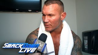 Randy Orton sees more RKOs in Kingston's future: SmackDown Exclusive, Aug. 13, 2019