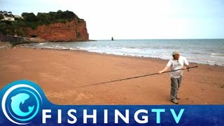 Shore Fishing Casting Tips - Fishing TV