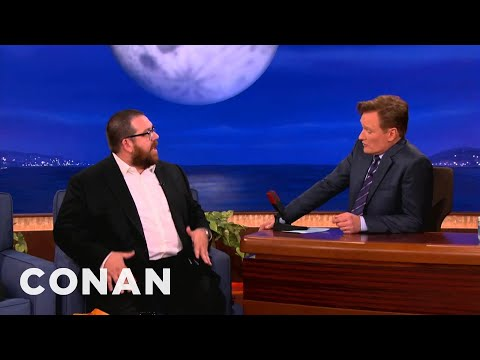Nick Frost Loves Being A Big Gay Icon video