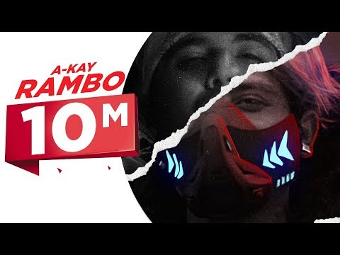 A-Kay | Rambo (Official Video) | Western Penduz | Latest Songs Punjabi 2019 | Speed Records