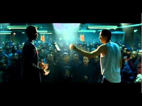8 Mile (2002) Last Rap Battle (papa Doc Vs. Eminem) video
