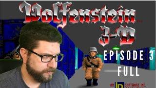Wolfenstein 3D Episode 3