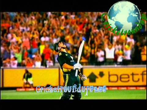 Australia - India - SriLanka Tri-Series 2012 Promo Star Cricket