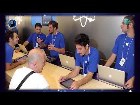 10 sự thật khủng khiếp vè Apple