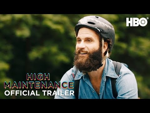 High Maintenance Season 2 Official Trailer (2018)   HBO