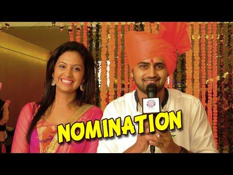 Honar Sun Mi Hya Gharchi - Zee Marathi Awards 2014 - Shashank Ketkar ...