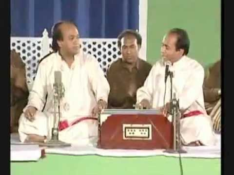 Youtube - Shaer Ali And Mehr Ali Allha Jane Way Mahi Tera Payar Ki He Dil De Udasi Da.flv video