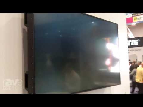 DSE 2015: DynaScan Details 55″ DS551LT7 Ultra High Brightness LCD