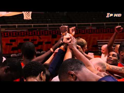 2012-13 Illinois Basketball: TNT Episode 1