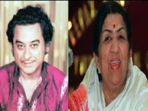 Kishore Kumar And Lata Mangeshkar Songs Hq video