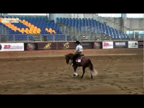 Guglielmo Fontana e Senorita For Me Open European Derby 2012